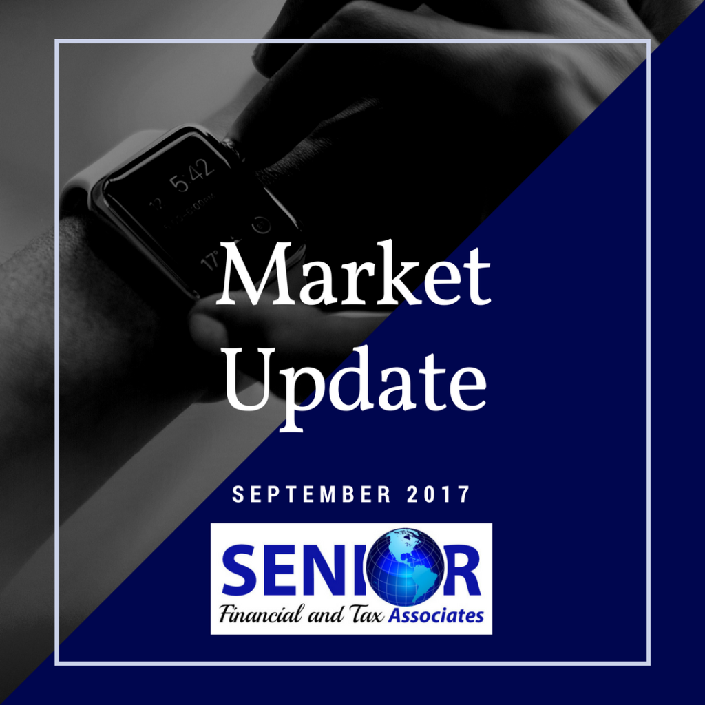 Septemeber 2017 – Market Update